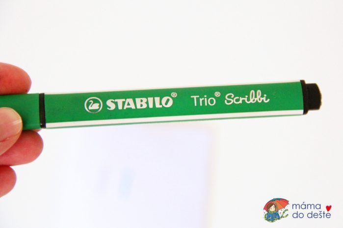 STABILO Trio Scribbi