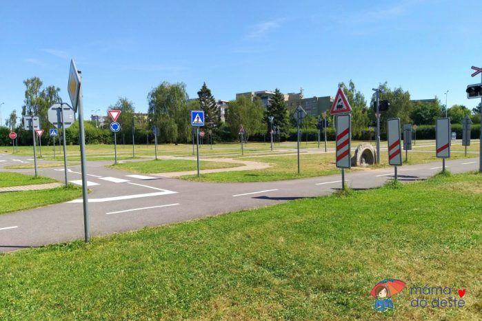 Dopravní hřiště Glowackého (PRAHA 8)