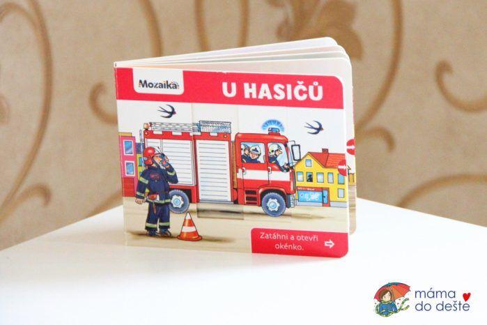 U hasičů - Zatáhni a otevři okénko
