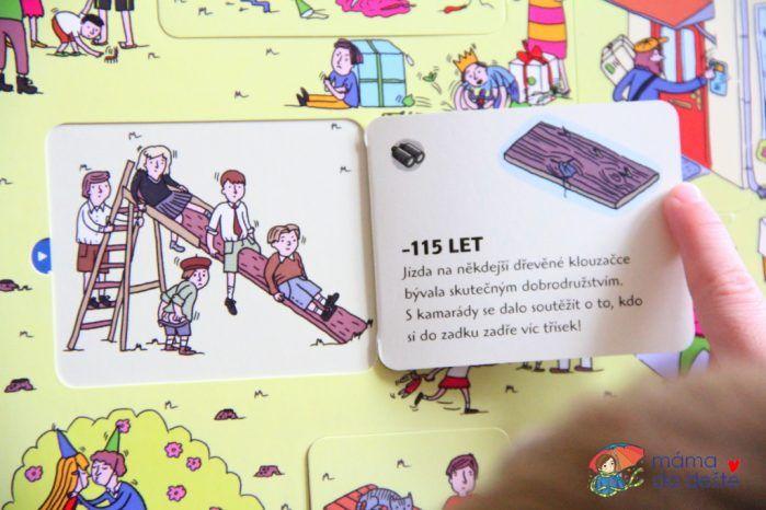 Recenze knihy Včera a dnes - Jak se dříve bydlelo