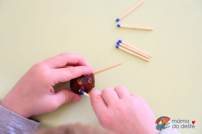 Jak na výrobu postaviček s malými dětmi