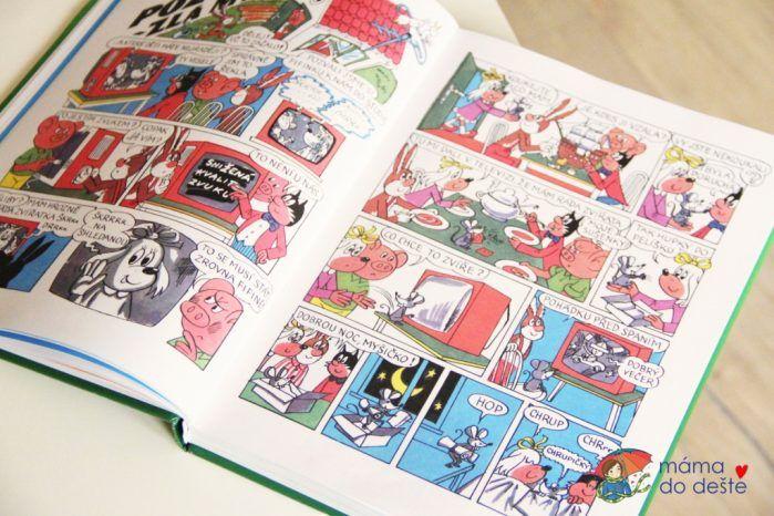 Recenze: Proslulé příběhy Čtyřlístku