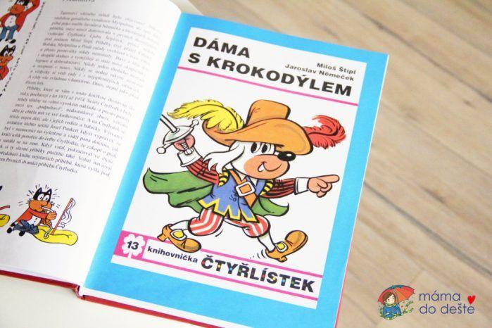 Recenze: Slavné příběhy Čtyřlístku