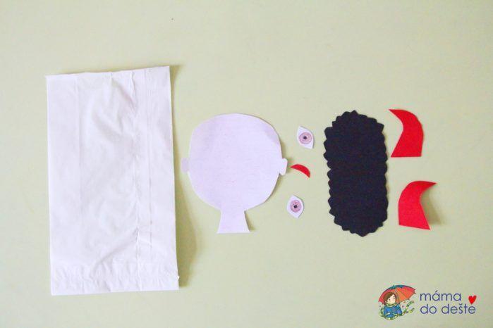 DIY mikulášské pytlíky na nadílku