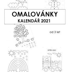 Kalendář 2021 k dotvoření