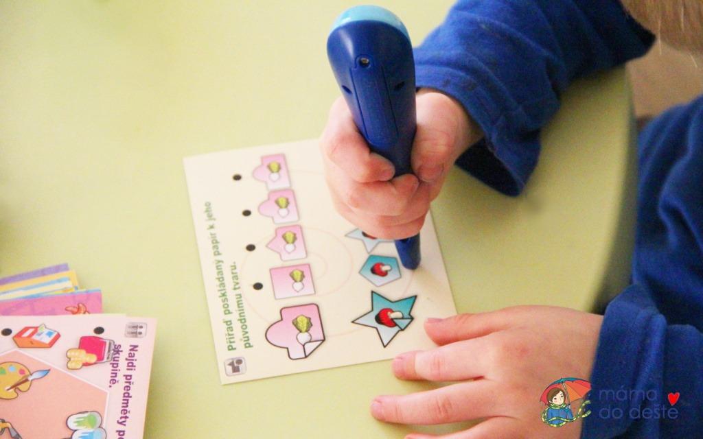 Recenze Made Chytré pero s kartami (zelené a modré)