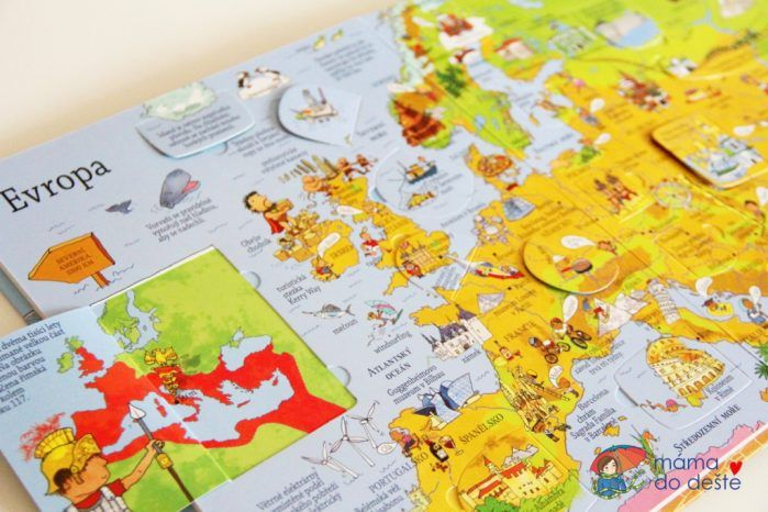 Recenze: Obrazový atlas světa – Podívej se pod obrázek