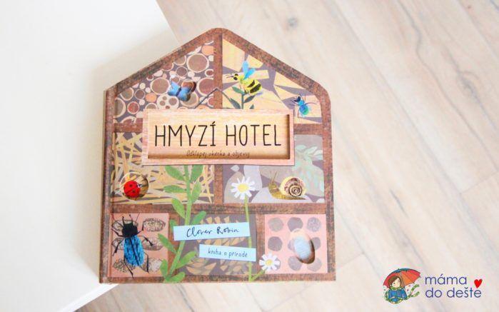 Recenze knihy Hmyzí hotel