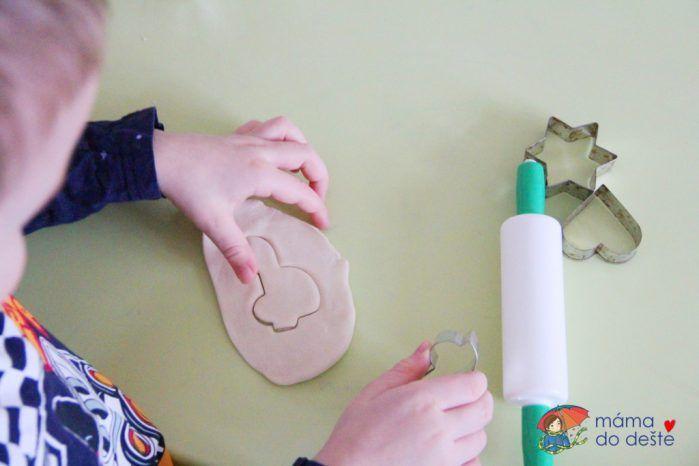 Tipy na výrobky a jak pracovat s vizovickým těstem s dětmi od 4 let