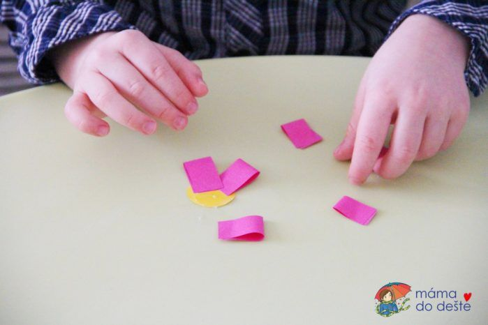 DIY ozdobné magnety na lednici jako dárek pro blízké