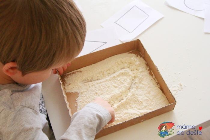 Zábavné psaní abecedy a písmen