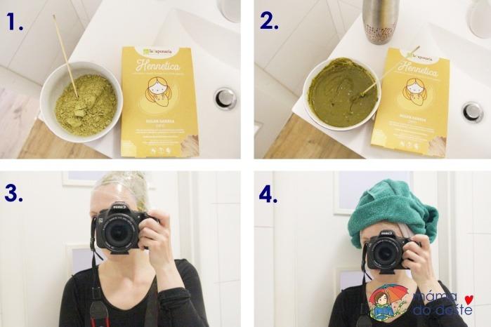 Návod: Jak nanést na vlasy přírodní barvu LaSaponaria