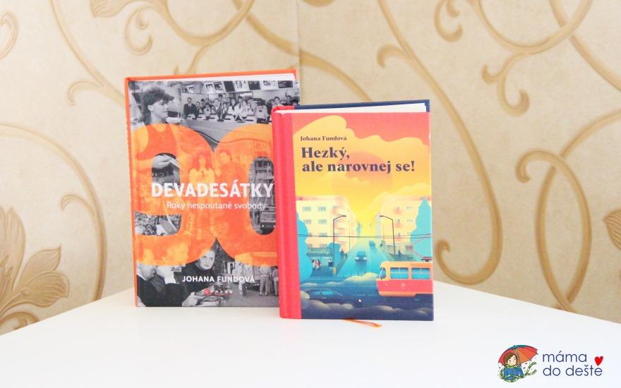 Tip na knihu pro třicátníky: Devadesátky! a Hezký, ale narovnej se