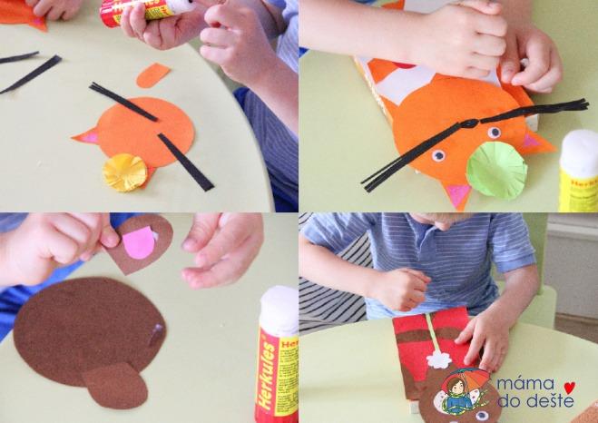 Tip na dárek pro paní učitelku do školky: Veselá bonboniéra