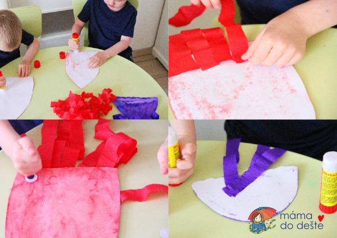 Letní tvoření pro děti: Snadná medúza a krakatice