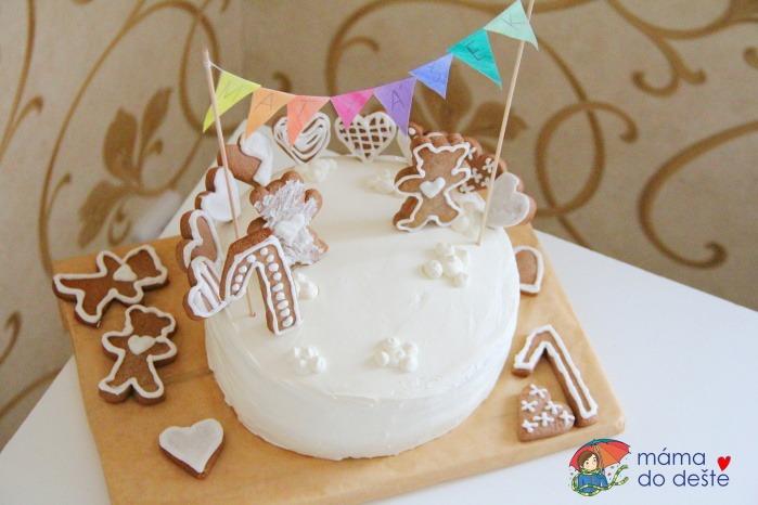 Všechno nejlepší Matyášku: Recept na dort k prvním narozeninám