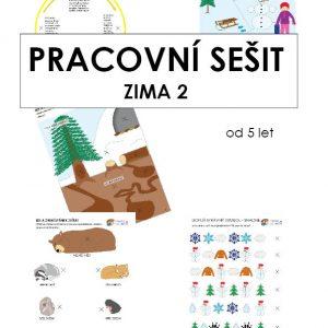 Pracovní sešit ZIMA 2