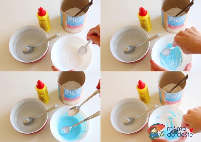 Návod: Jak vyrobit sliz z obyčejného lepidla
