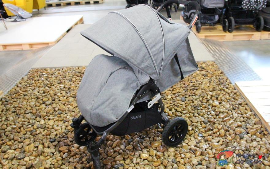 Recenze sportovního kočárku Valco Baby Snap 4 Sport Tailor Made Denim