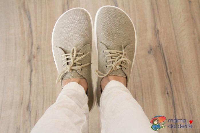 Recenze barefoot bot Be Lenka City