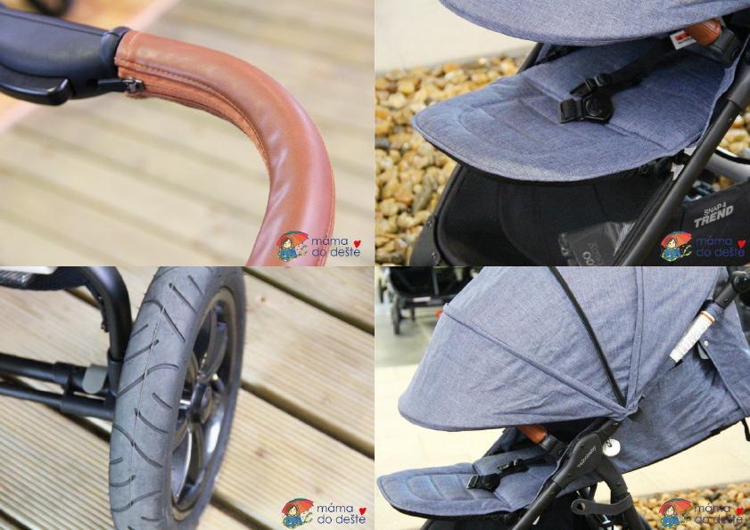 Recenze sportovního kočárku Valco Baby Snap 4 Sport Trend Tailor Made