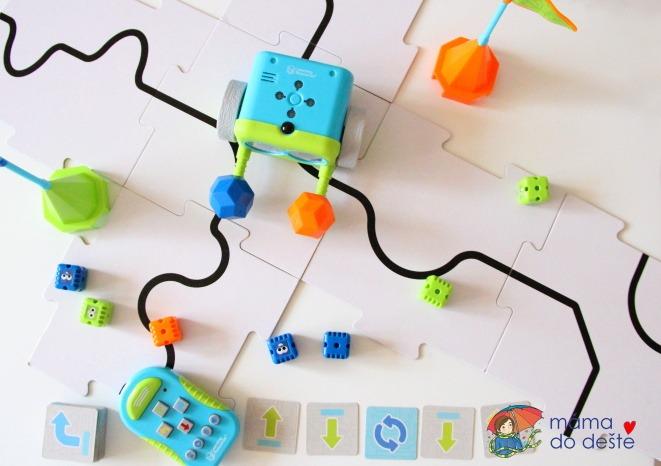 Recenze a návod Albi robot Botley