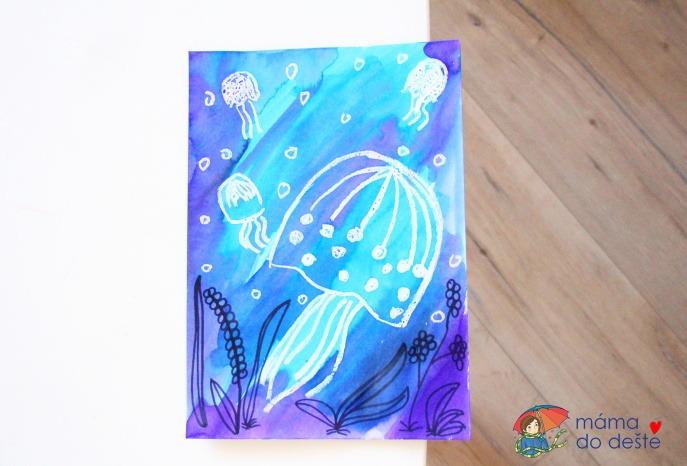 Kouzelné medúzy: Letní tvoření pro děti