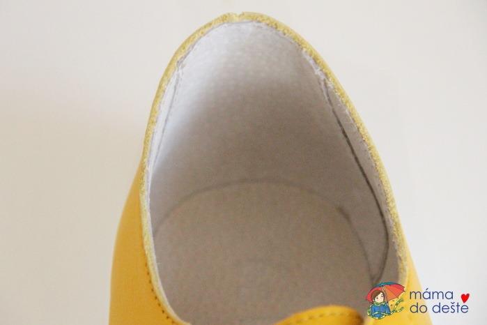 Recenze barefoot bot Be Lenka Prime