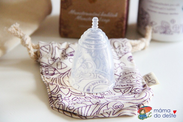 Recenze a zkušenosti: Gaia Cup menstruační kalíšek