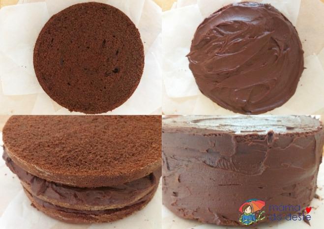 Recept na nejlepší čokoládový dort k narozeninám