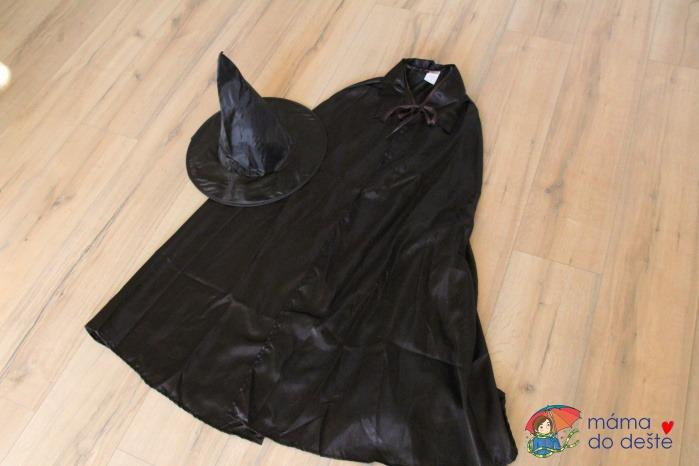 Tip na levné Halloweenské a karnevalové kostýmy pro děti
