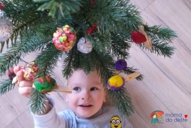 Vyrábíme doma: Vánoční ozdoby zořechů 3x jinak