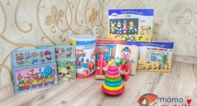 8 tipů na levné hračky pro děti od 2 do 4 let