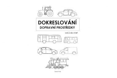 Tvoříme PDF: Dokreslování dopravních prostředků