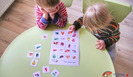 3 tipy, jak využít karty na pexeso trošku jinak