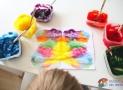 Domácí prstové barvy: 5 tipů na jarní tvoření + recept