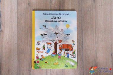 Recenze dětské knihy Jaro – Obrázkové příběhy (R.S. Berner)