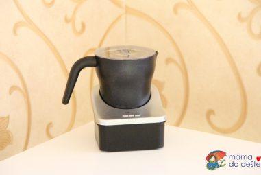 Recenze: CLATRONIC Napěňovač mléka MS 3326