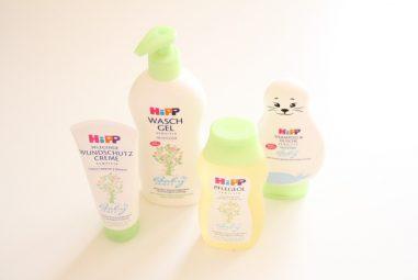 HIPP BABYSANFT spřírodním BIO mandlovým olejem pro citlivou pokožku