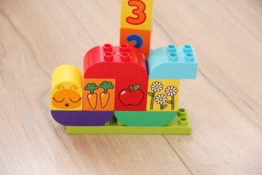 LEGO® DUPLO® 10831 Moje první housenka