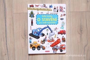 Recenze Velké knížky o stavění pro malé vypravěče