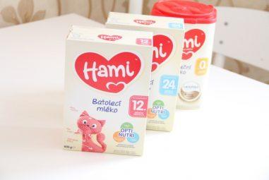Zkušenost smlékem Hami