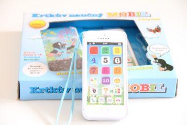 Krtkův naučný mobil