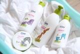 Recenze Cien Baby zLidlu: mycí gel, šampón, koupel akrém pro kojence