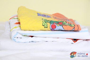 Jak vybrat povlečení aložní prádlo pro děti amiminka