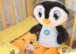 Roztomilý Hajánek pro roční dítě