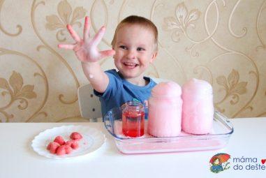 Naše experimenty: Letní pokusy sjedlou sodou