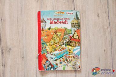 Najděte toho svého: Velká obrázková knížka Medvědi