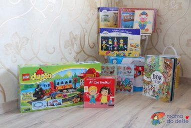 Dárky kVánocům pro děti od 3 let