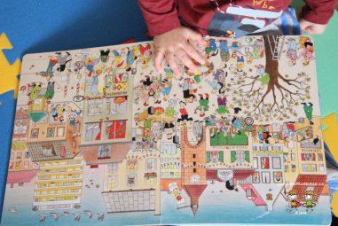 Recenze dětské knihy Podzim – Obrázkové příběhy (R.S.Berner)